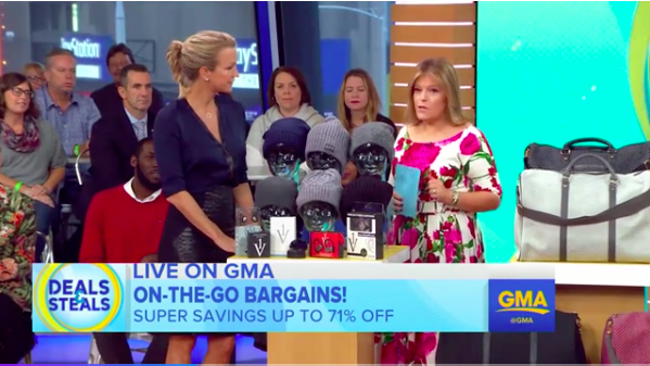 Good morning america deals and steals jan 30 2018